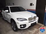 BMW X6 Xdrive 50i 4.4 Bi-Turbo 2010 Batido